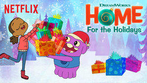 dreamworks home for the holidays netflix official site