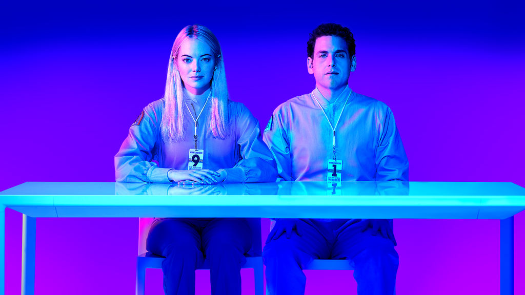 Image result for Netflix Maniac Title